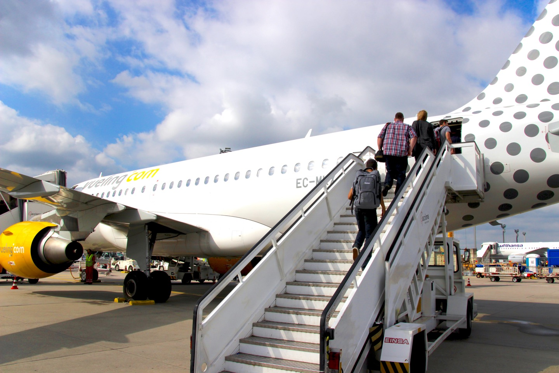Flug nach Ghana