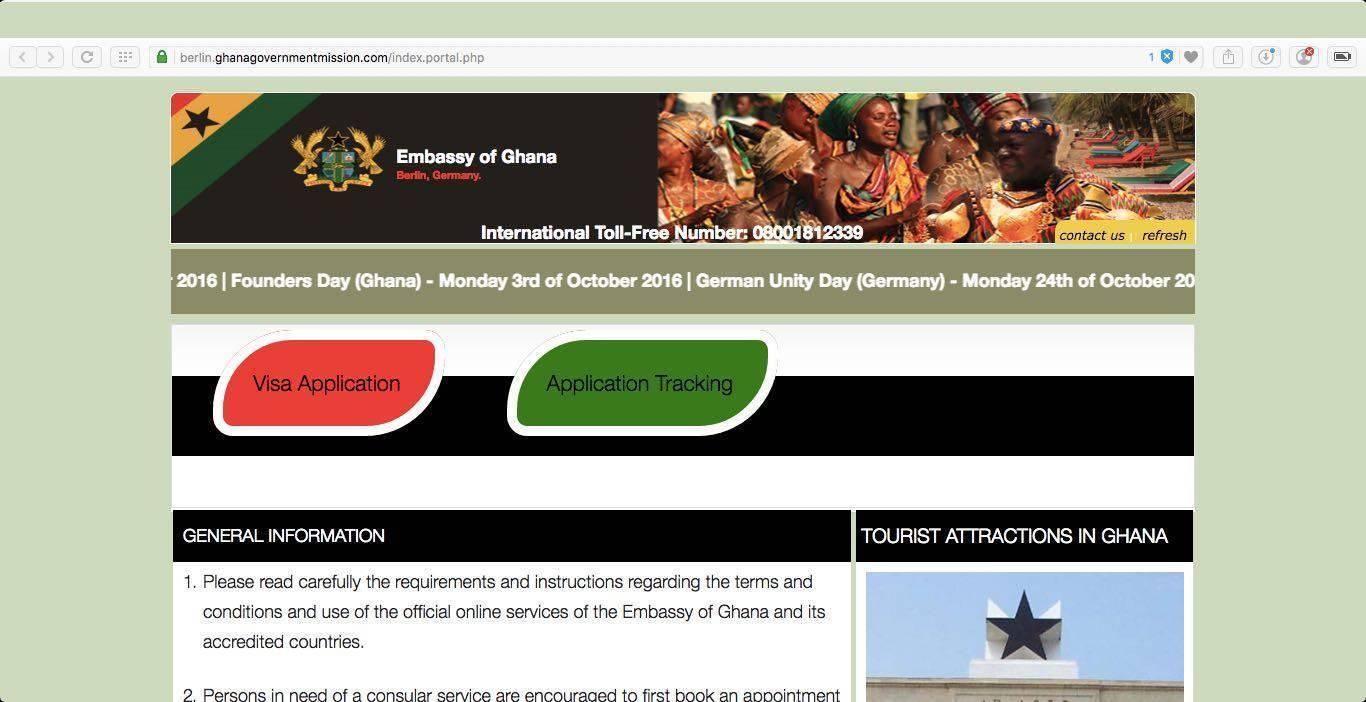 Ghana visa application germany how do i do it travelcap startseite visum antrag falaconquin